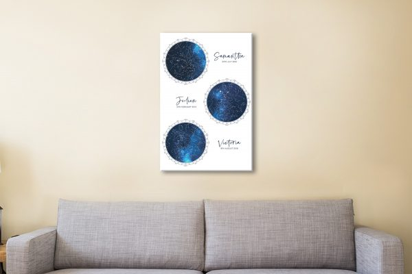 Star Maps in a Range of Designs for Sale Online